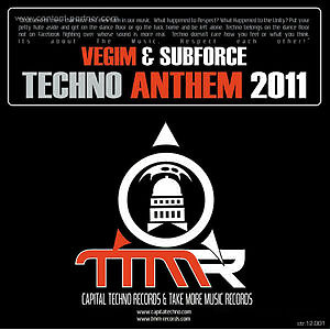 vegim & subforce - techno anthem 2011