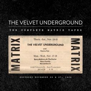 velvet underground,the - the complete matrix tapes