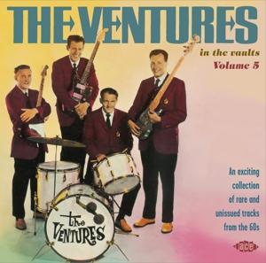 ventures,the - in the vaults vol.5