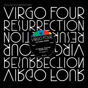 virgo four - it's a crime (caribou & hunee remix)