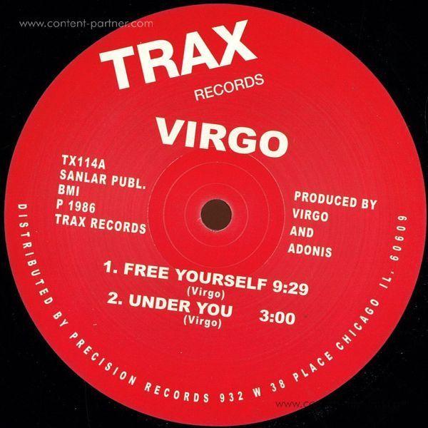 virgo - free yourself