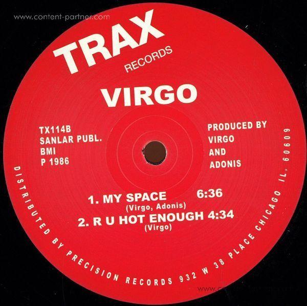 virgo - free yourself (Back)