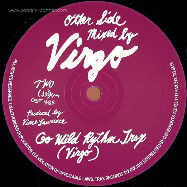 virgo - go wild rhythm trax (Back)
