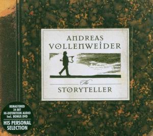 vollenweider,andreas - the storyteller