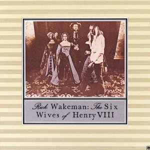 wakeman,rick - the six wives of henry viii