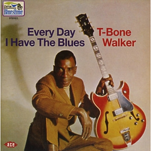 walker,t-bone - every day i have the blues