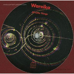 wareika - all little things (fred p remix)