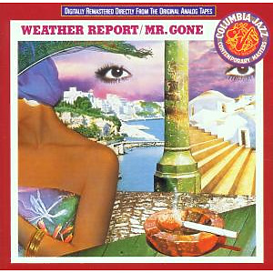 weather report - mister gone