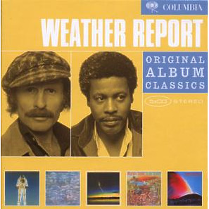 weather report - original album classics