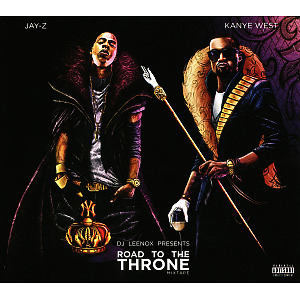 west,kanye/jay-z - mixtape-road to the throne