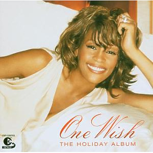 whitney houston - one wish-the holiday album