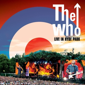 who,the - live in hyde park  (ltd edt dvd+3lp)
