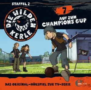 wilden kerle,die - (7)original hsp z.tv-serie-auf zum champ