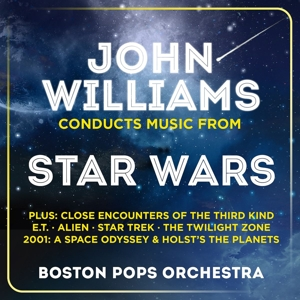 williams,john/bpo - john williams conducts music from star w