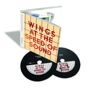 wings - at the speed of sound (2014 remastered)