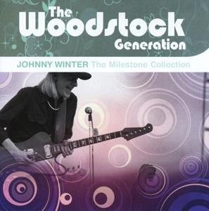 winter,johnny - the woodstock generation-milestone colle