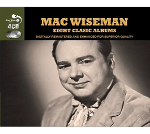 wiseman,mac - 8 classic albums