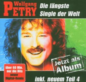 wolfgang petry - die längste single der welt-album