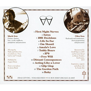 woo - when the past arrives (Back)