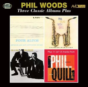 woods,phil - 3 classic albums plus