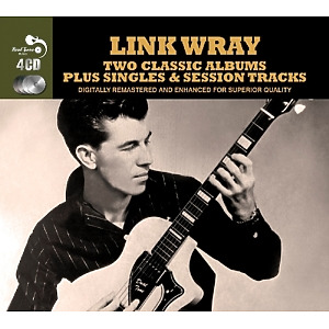 wray,link - 2 classic albums plus