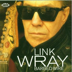 wray,link - barbed wire