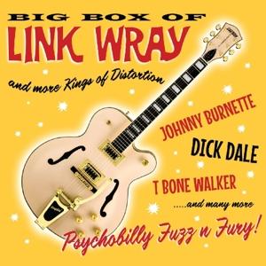 wray,link - big box of link wray & more kings of dis