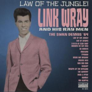 wray,link - law of the jungle
