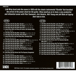 wray,link - the essential early recordings (Back)