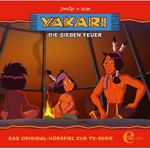 yakari - (21)original h?rspiel z.tv-serie-die sie