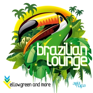 yellow green and more - brazilian lounge