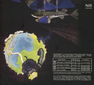 yes - fragile (deluxe reissue) (Back)