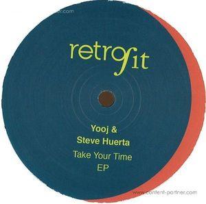 yooj & steve huerta - take your time