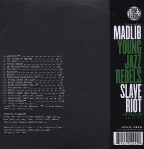 young jazz rebels - slave riot (Back)
