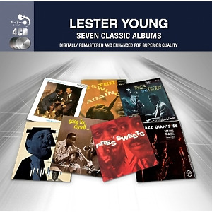 young,lester - 7 classic albums