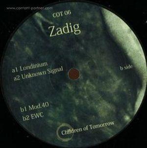 zadig - londinium ep