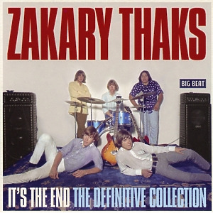zakary thaks - it's the end-the definitive collection
