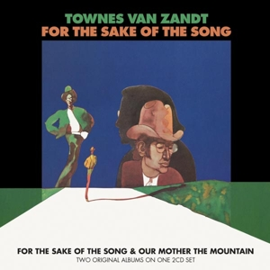 zandt,townes van - for the sake of the song/our moth
