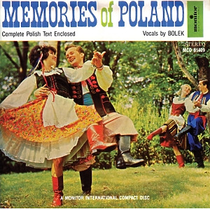 zawadzki,bolek - memories of poland