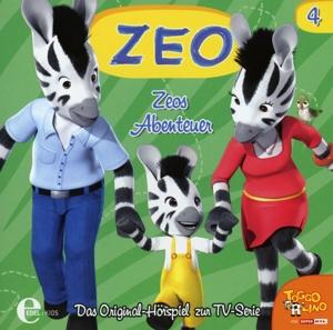 zeo - (4)original h?rspiel z.tv-serie-zeos abe