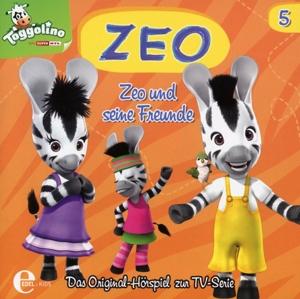 zeo - (5)original hsp z.tv-serie-zeo und seine