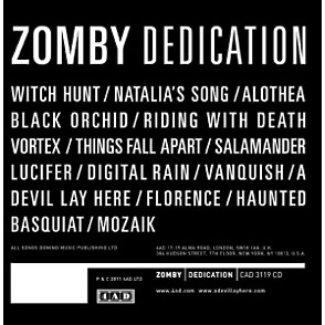 zomby - dedication