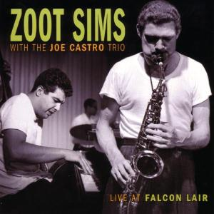 zoot the joe castro trio sims - live at falcon lair
