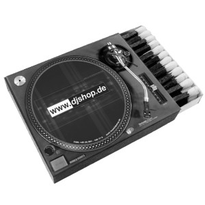 zuendhoelzer - technics turntable design