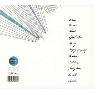 zusammenklang - different places (Back)