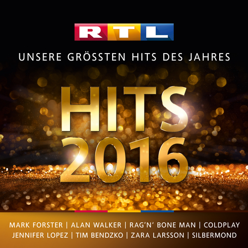 """Love Me Right"" auf der Compilation ""RTL Hits 2016"""