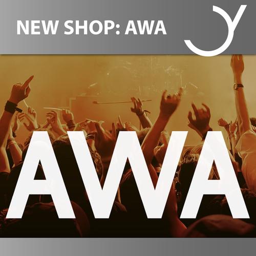NEUER PARTNER-SHOP: AWA
