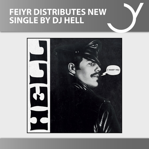 Feiyr Distributes New Single by DJ Hell
