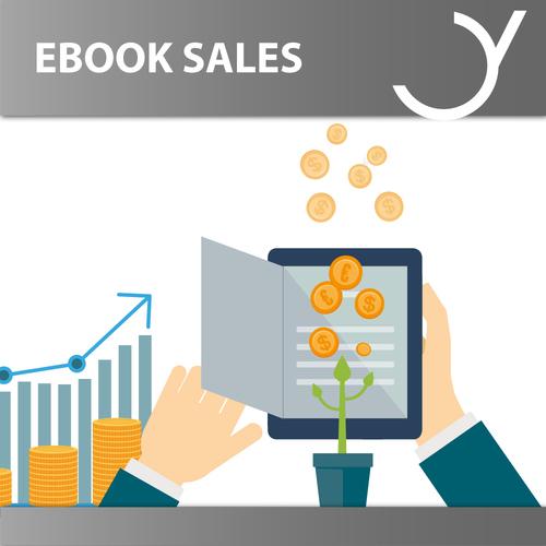 eBook Sales nun monatlich