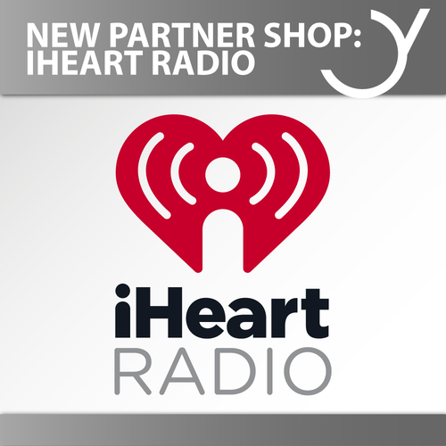 Neuer Partner-Shop: iHeartRadio